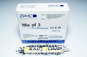 Mix of 3 Trenbolone (ZPHC)