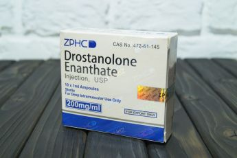 Drostanolone Enanthate (ZPHC)