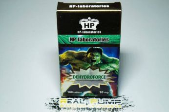 Dehydro Force (HP Labs)