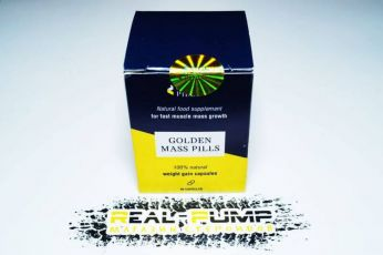 Golden Mass Pills