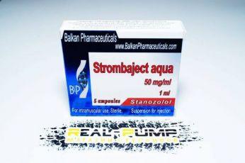 Strombaject Aqua