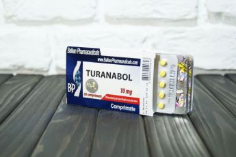 Тестостерон Туринабол курс